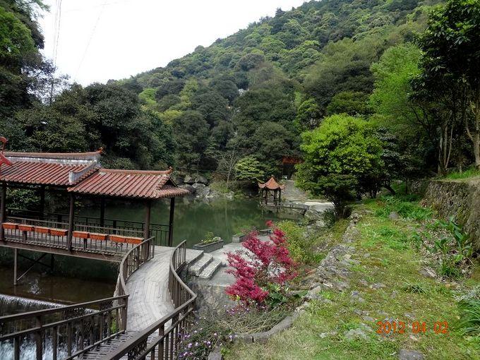 寿山瀑谷风景区位于名震古今,誉满海内外的寿山石产地—中国