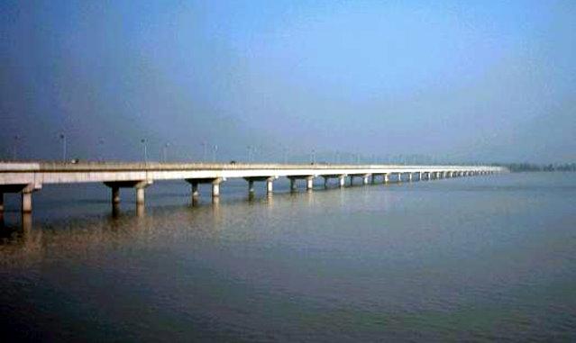 七桥连五岛图片