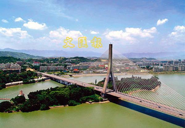 现在环岛路已修通,2014年元旦琅岐闽江大桥即将竣工通车.