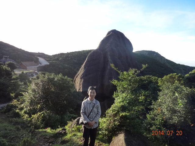 德化石牛山风景区游记(二)--张时贤(福州)高四组【校友文萃】
